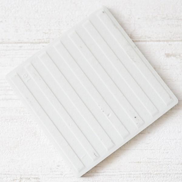 タイル おしゃれ 雑貨 デザインタイル クラシカルプランツ 約8.4cm|hana-kazaru|02