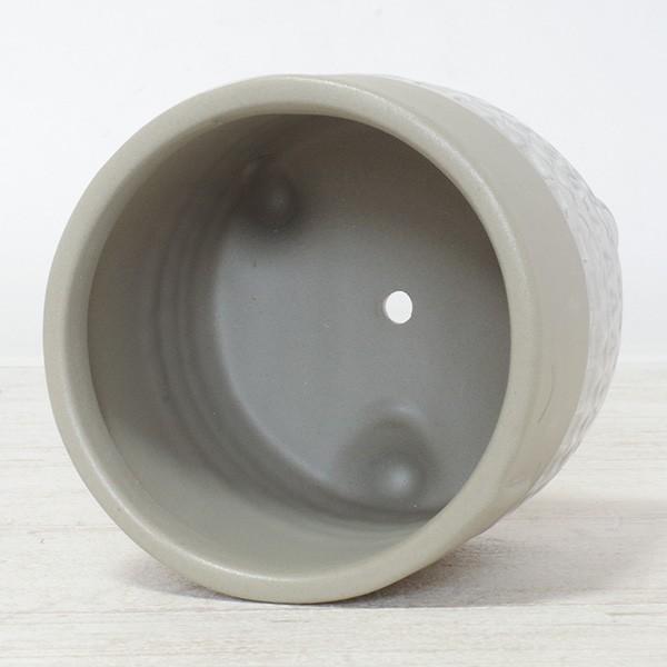 プランター おしゃれ 植木鉢 マスクポットL 約3号|hana-kazaru|05