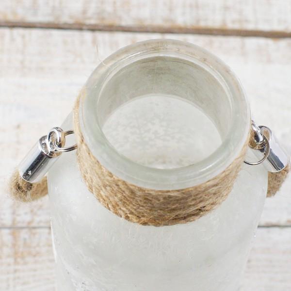 フラワーベース 花瓶 ガラス スノーフレークガラスボトル S|hana-kazaru|02