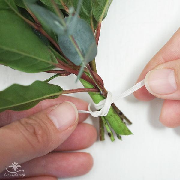花束まとめ用紐 滑らない蜜蝋加工紐 花資材 STICKROPE スティックロープ 20m|hana-kazaru|07