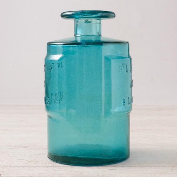 フラワーベース 花瓶 ガラス バレンシア・リサイクルガラスベース7|hana-kazaru|13