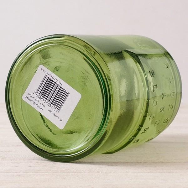フラワーベース 花瓶 ガラス バレンシア・リサイクルガラスベース7|hana-kazaru|08