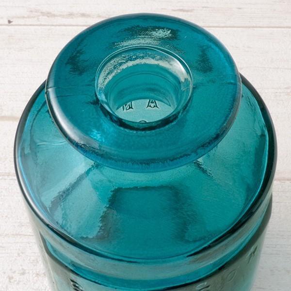フラワーベース 花瓶 ガラス バレンシア・リサイクルガラスベース7|hana-kazaru|10