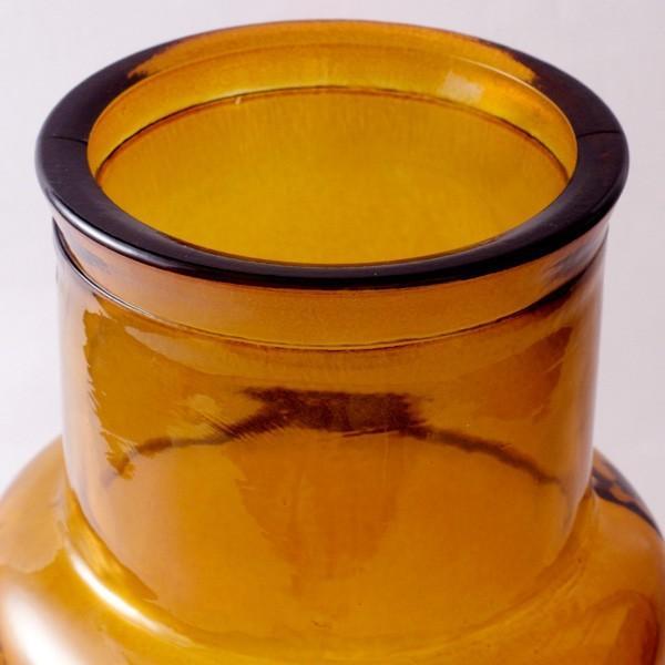 フラワーベース 花瓶 バレンシア・リサイクルガラスベース6|hana-kazaru|03
