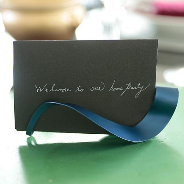 ALART ハグ メッセージカード スタンド 1個 ブルーパープル系 全3色
