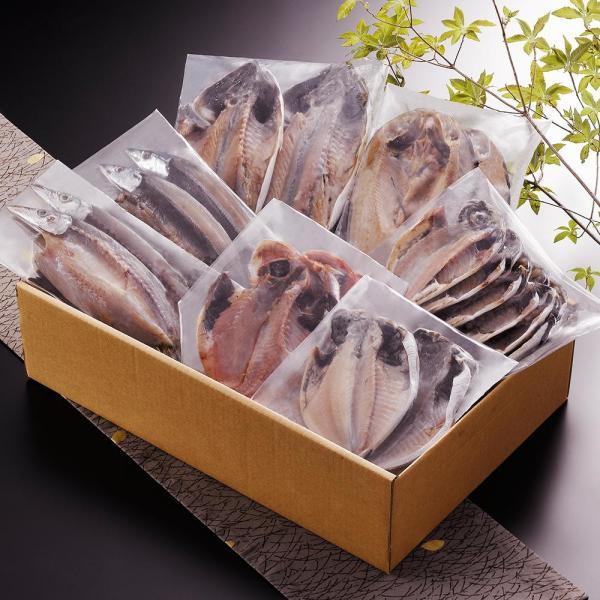 沼津「奥和」無添加干物詰合せ OK-7 魚 真あじ 金目鯛 和食 ギフト おつまみ えぼ鯛 お歳暮 お土産 さんま かます ほっけ さば 4549081476428
