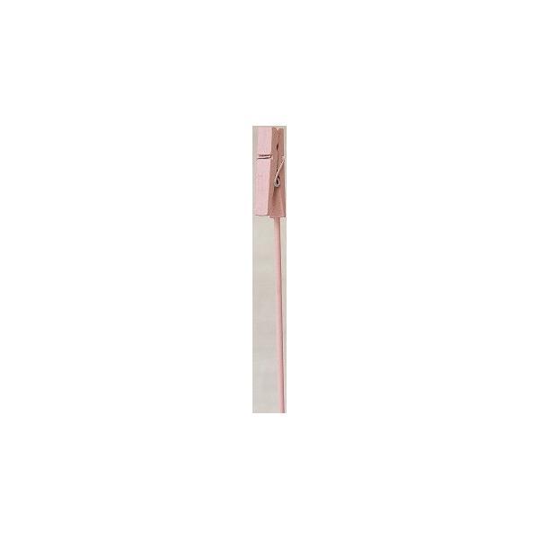 クリップピック V−91 50本 ピンク 165-10091-2 カード、シール カード立て