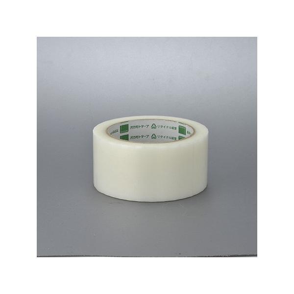 オカモトPEクロス 養生用テープ #412 クリア 162-1066-1 ラッピング 梱包資材 その他のラッピング 梱包資材