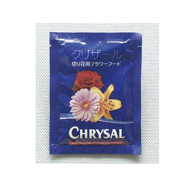 直送 クリザールFフード小袋粉末 1000コイリ 167-3000-0※返品 代引 キャンセル不可 切花栄養剤 促進剤 クリザール
