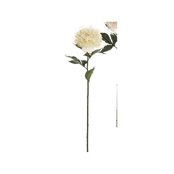 造花 MAGIQ 東京堂  コリーヌピオニー #37 CR/GR  FM009186-037 芍薬 牡丹 造花 花材「さ行」 シャクヤク ボタン ピオニー