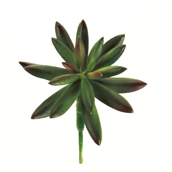 造花 MAGIQ 東京堂  ロンダエケベリアピック #24 グリーン FG001771-024 01  造花葉物、フェイクグリーン 多肉植物