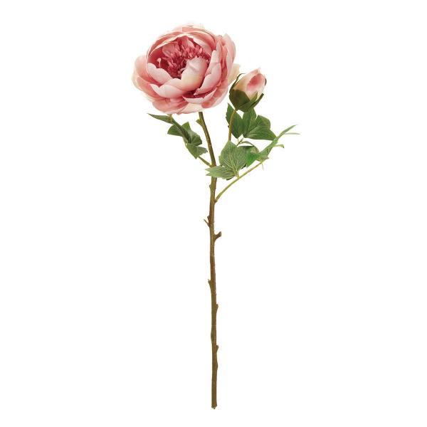 造花 MAGIQ 東京堂  エレガンピオニー #42 モーブピンク FM001267-042 造花 花材「さ行」 シャクヤク ボタン ピオニー