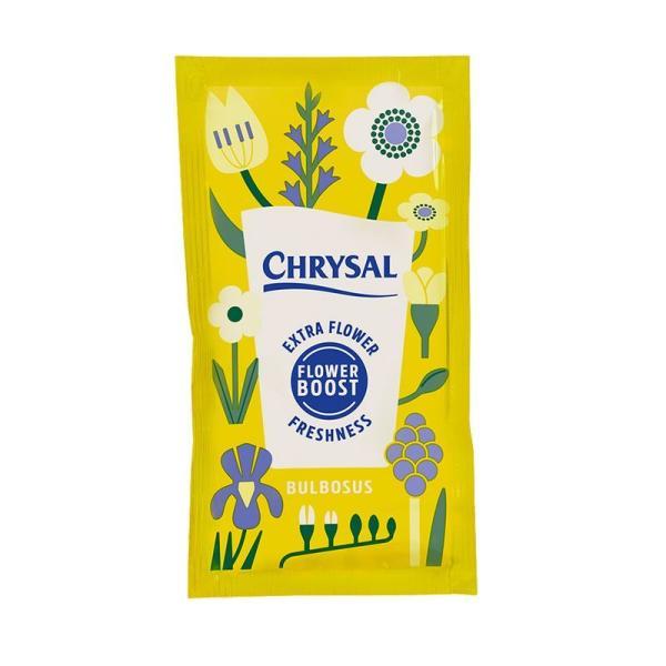 即日 クリザール ブルボサス小袋 球根切花用 パウダータイプ   小袋100個入 切花栄養剤 促進剤 クリザール