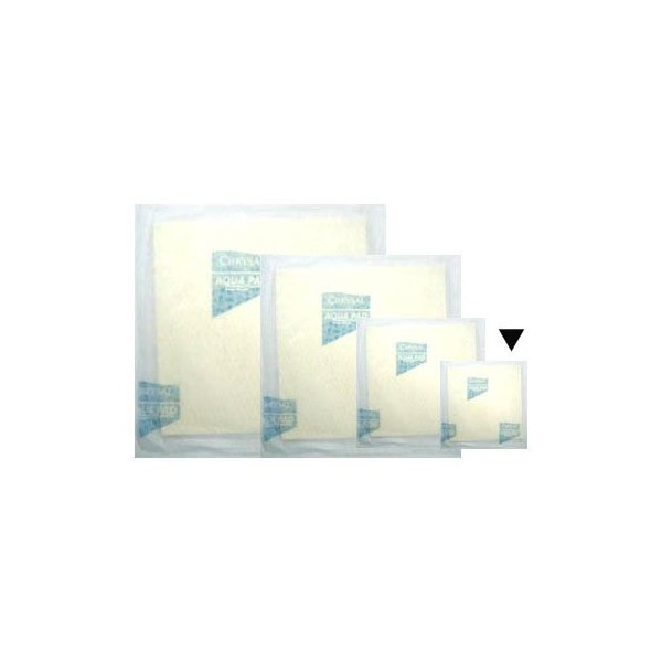 クリザール アクアパッドWバッグ入りSS 7×7cm  3200枚入 ※キャンセル 返品不可 切花栄養剤 促進剤 クリザール