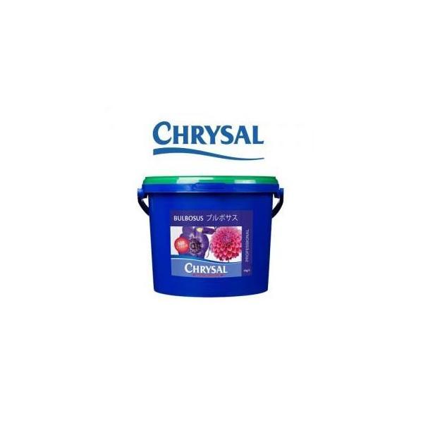 クリザール ブルボサス 球根切花用 パウダータイプ  5kg 切花栄養剤 促進剤 クリザール