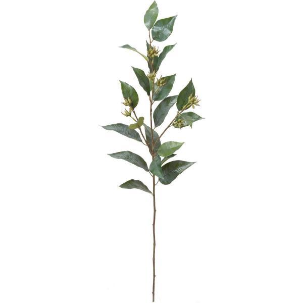 造花 YDM ユーカリプタススプレー グリーン FG-4872-GR 造花葉物、フェイクグリーン ユーカリ