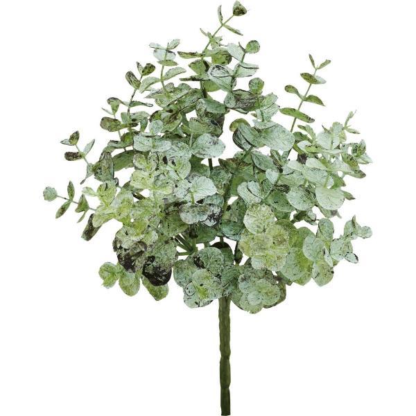 造花 YDM ユーカリブッシュ GGR GL -5264-GGR 造花葉物、フェイクグリーン ユーカリ