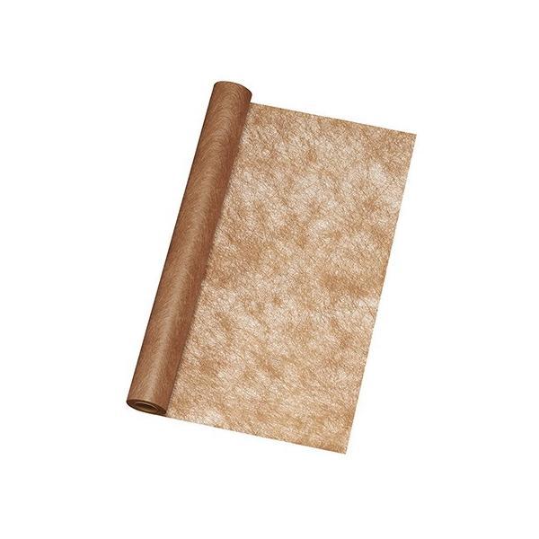 東京リボン ビバーチェ 60cm×20m 38 ウォールナッツ 70800-38 ラッピングペーパー 包装紙  包装紙 ロール