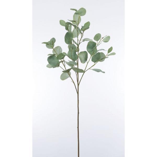 造花 アスカ ユーカリ #063G グレイグリーン A-43164-063G 造花葉物、フェイクグリーン ユーカリ