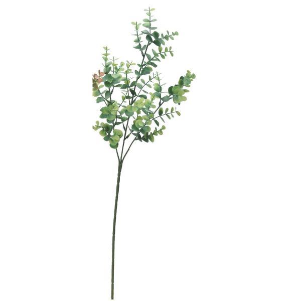 造花 アスカ ユーカリスプレー #051A グリーン A-43449-51A 造花葉物、フェイクグリーン ユーカリ