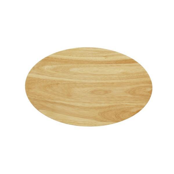 丸和貿易 ラバーウッド 丸トレー30cm 100380402 キッチン用品 調理器具 和食器
