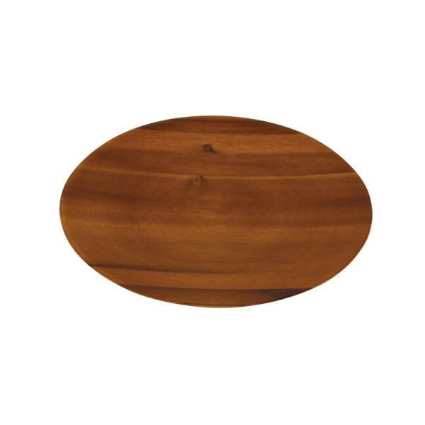 丸和貿易 アカシア 丸トレー30cm 100380802 キッチン用品 調理器具 和食器