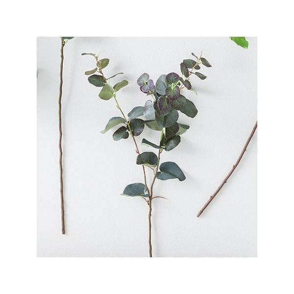 造花 ボブクラフト Eucalyptus ユーカリ 16003V 2本 造花葉物、フェイクグリーン ユーカリ