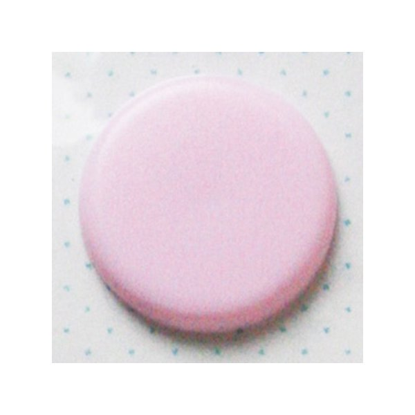 NBK イージースナップボタン 13mm 100組 ピンク F12-302-100 ソーイング資材 ボタン