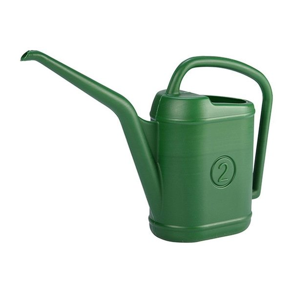DoLABO PLASTIME ジョーロ 2L グリーン 42323 6個 ツール 道具  じょうろ 散水用具