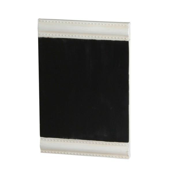 日限定07 アビテ デブリ ブラックボード L ホワイト NO-704-WH 店舗ディスプレイ用品 黒板 ブラックボード