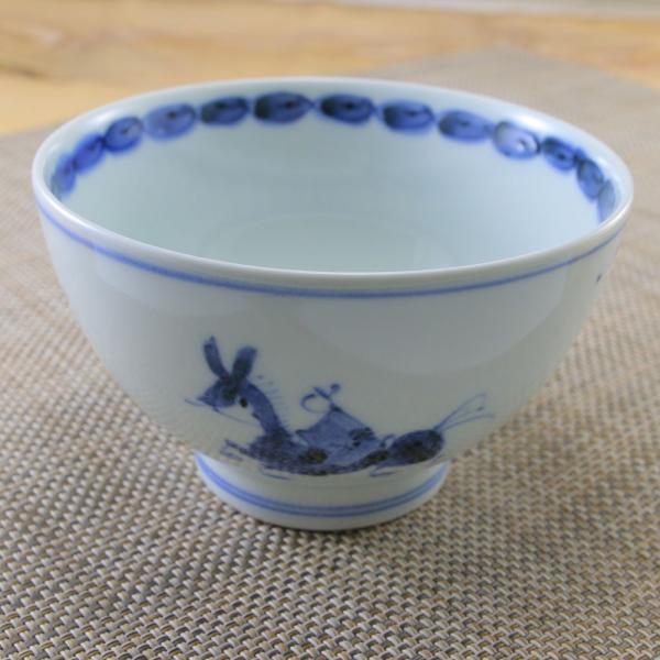 花笑み 有田焼 茶碗 夢人|飯碗 陶器 和食器 オリジナル|hanaemishop|02