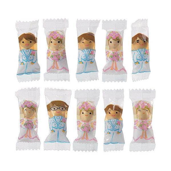 プチギフト お菓子 結婚式配る「チャペルチョコ」 販促 業務用にもCS1220-1073|hanakobo-wedding|06