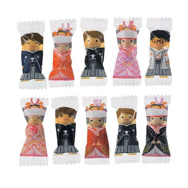 プチギフト お菓子 結婚式「チョコっと愛あい傘(チョコ)」 CS1320-1098|hanakobo-wedding|05