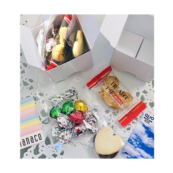 クリスマス お菓子 詰め合わせ プチギフト「クリスマスグルメCCクッキー&パイ&チョコ」ウェルカムギフト 個包装 大量 業務用 結婚式 子ども HZW-XCGC02|hanakobo-wedding|04