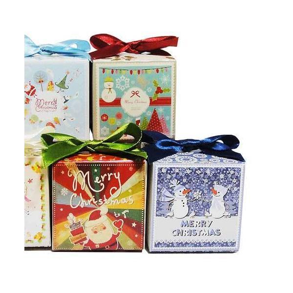 クリスマス お菓子 詰め合わせ プチギフト「クリスマスグルメCCクッキー&パイ&チョコ」ウェルカムギフト 個包装 大量 業務用 結婚式 子ども HZW-XCGC02|hanakobo-wedding|05