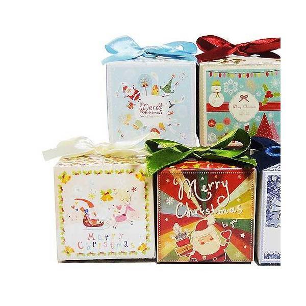 クリスマス お菓子 詰め合わせ プチギフト「クリスマスグルメCCクッキー&パイ&チョコ」ウェルカムギフト 個包装 大量 業務用 結婚式 子ども HZW-XCGC02|hanakobo-wedding|06