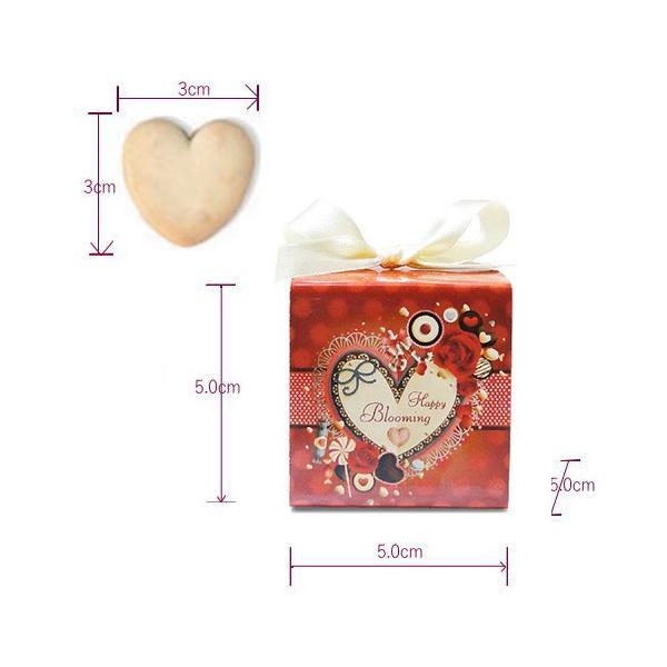 プチギフト お菓子 結婚式 個包装 業務用「ラブフェスタ・キューブCC(クッキー)」ばらまきギフト配る 販促 大量 安い HZW-HBC02|hanakobo-wedding|02