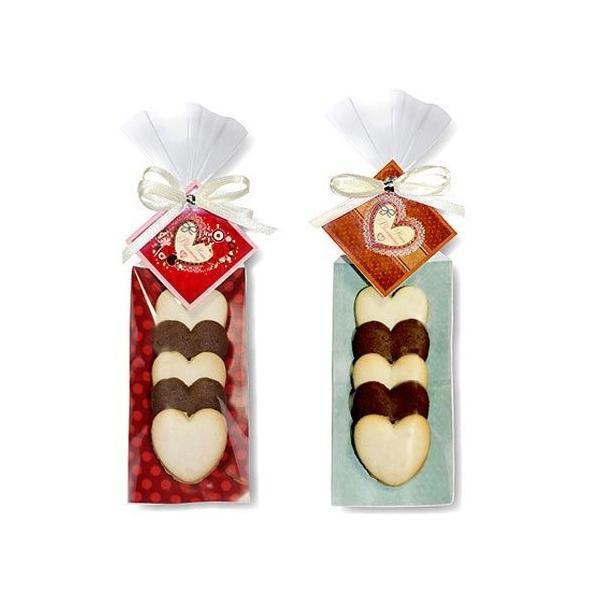 プチギフト お菓子 結婚式  業務用 個包装「HH ラブフェスタ(クッキー)」配る ばらまきギフト販促 大量 安い HZW-HBH02|hanakobo-wedding|04