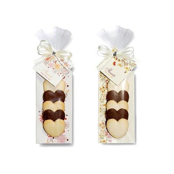プチギフト お菓子 結婚式 業務用 個包装「シャンティーHH(クッキー)」配る ばらまきギフト販促 大量 安い HZW-HBH03|hanakobo-wedding|03