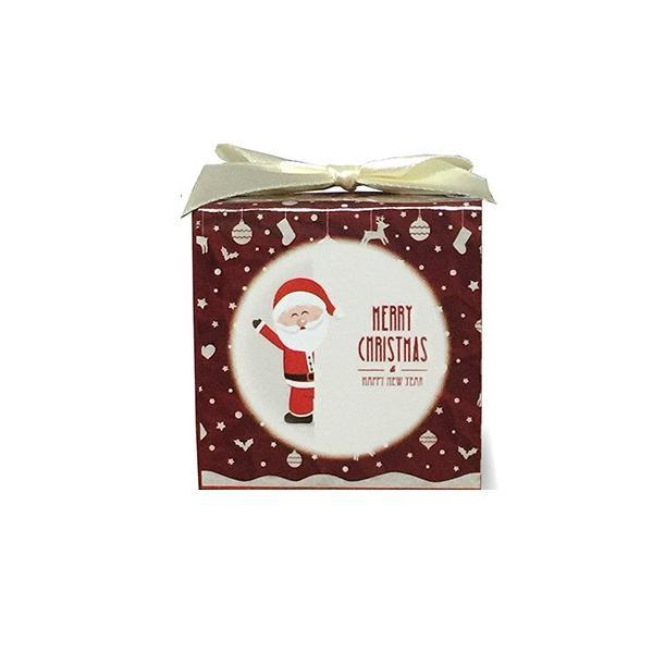 クリスマス お菓子 プチギフト「WakuWakuクリスマス クッキー&チョコ」ホテル 販促 子ども 個包装 大量 業務用 結婚式 ウエルカムギフト HZW-XWKU02 hanakobo-wedding 06