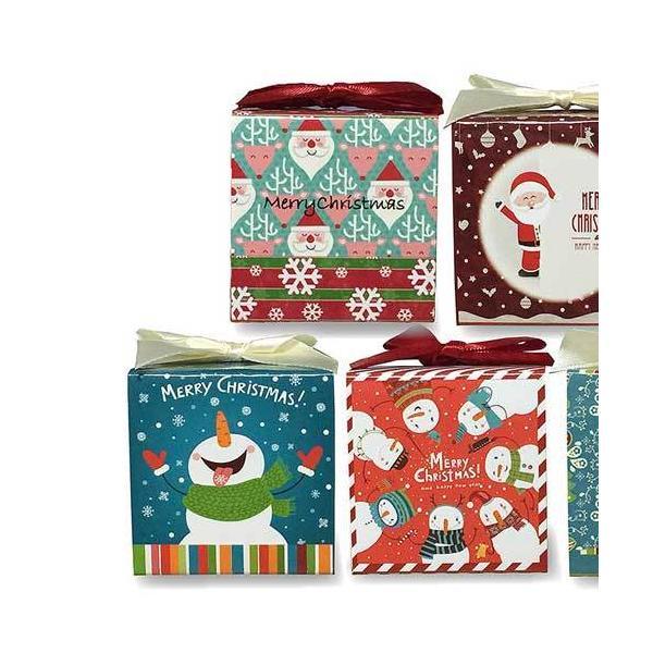 クリスマス お菓子 プチギフト「WakuWakuクリスマス クッキー&チョコ」ホテル 販促 子ども 個包装 大量 業務用 結婚式 ウエルカムギフト HZW-XWKU02 hanakobo-wedding 09