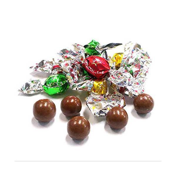 クリスマス お菓子 プチギフト 業務用「きらきらクリスマス チョコ」ウエルカムギフト 個包装 大量  結婚式 子どもHZW-XKRK|hanakobo-wedding|03