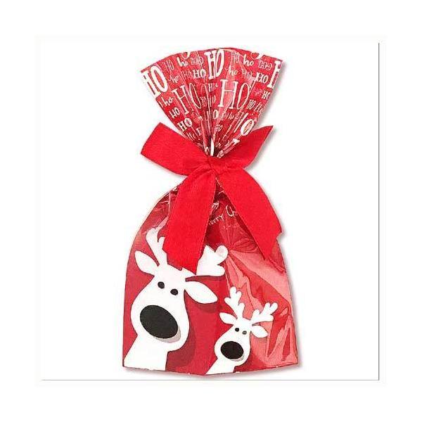 クリスマス お菓子 プチギフト 業務用「きらきらクリスマス チョコ」ウエルカムギフト 個包装 大量  結婚式 子どもHZW-XKRK|hanakobo-wedding|04
