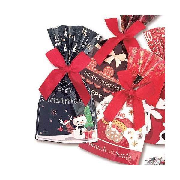 クリスマス お菓子 プチギフト 業務用「きらきらクリスマス チョコ」ウエルカムギフト 個包装 大量  結婚式 子どもHZW-XKRK|hanakobo-wedding|07