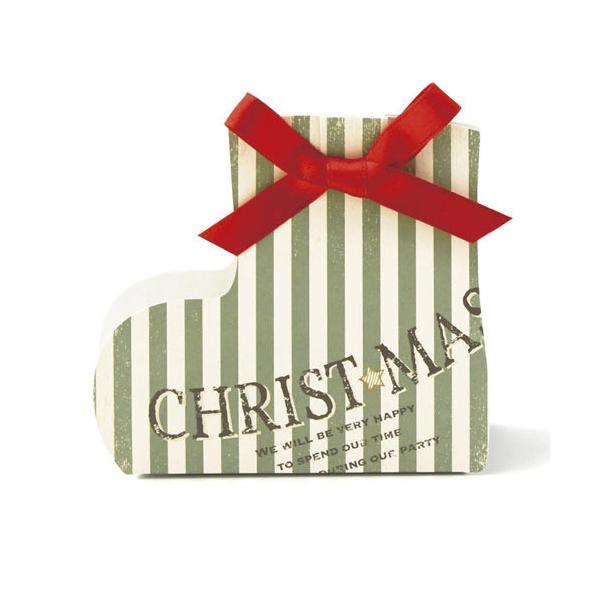 クリスマス プチギフト お菓子「クリスマスメ リーソックス クッキー」ウエルカムギフト 業務用 販促 大量 個包装 OAP1552-1385 hanakobo-wedding 04