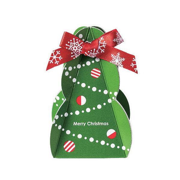 クリスマス お菓子 プチギフト「クリスマスサンタのプチギフト」配る 個包装 ハートチョコレート 業務用 大量 OG1364-OGT704|hanakobo-wedding|04