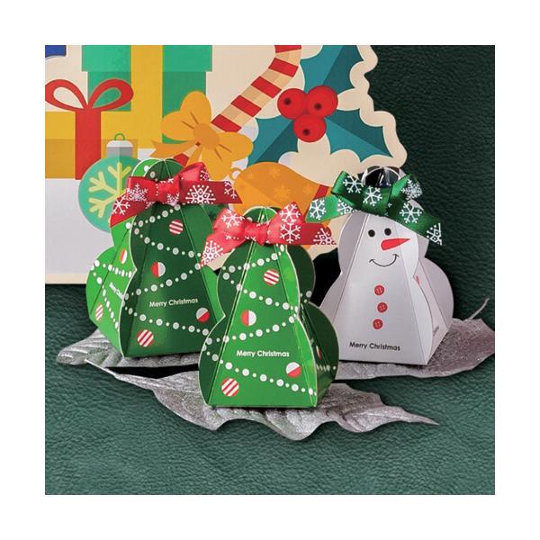 クリスマス お菓子 プチギフト「クリスマスサンタのプチギフト」配る 個包装 ハートチョコレート 業務用 大量 OG1364-OGT704|hanakobo-wedding|06