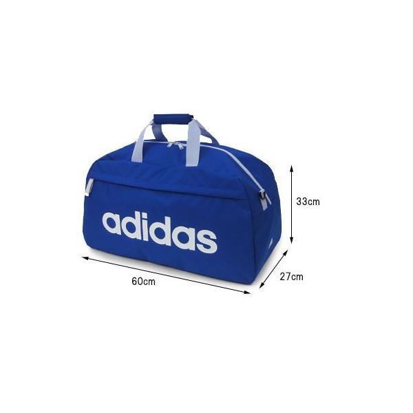 アディダス adidas 47897 ボストンバッグ メンズ レディース 2泊〜3泊