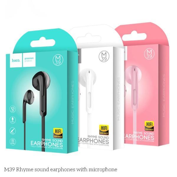 イヤホン マイク付き リモコン かわいい インナーイヤー シンプル 有線 オープン型 開放型 通話 スライド式 iPhone Android|hanaro|08