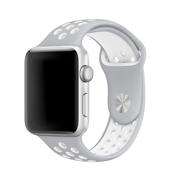アップルウォッチ バンド ベルト 交換 apple watch series4 40mm 44mm series 3 2 1 スポーツバンド ジョギング 38mm 42mm|hanaro|15